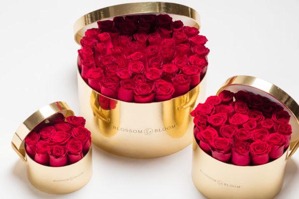 Iznenadite nekoga Blossom & Bloom flowerboxom punim ruža