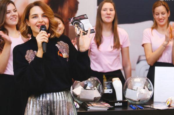 Doris Pinčić Rogoznica podijelila Braun IPL uređaje sretnim dobitnicima