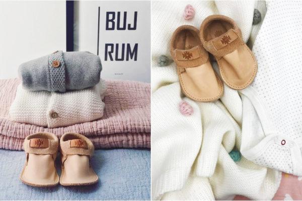 Baby mokasinke dizajnirane u New Yorku, a proizvedene u Bosni