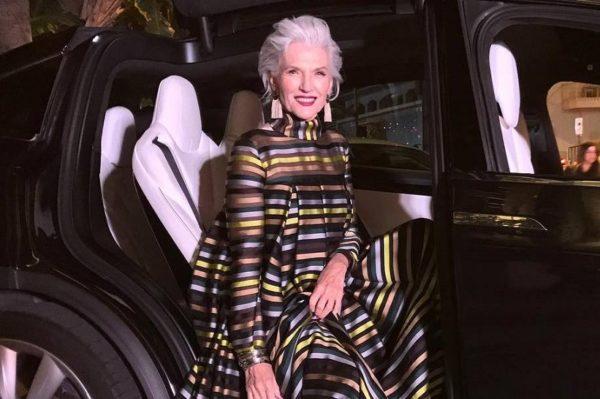 69-godišnji model Maye Musk je naša trenutna Instagram inspiracija