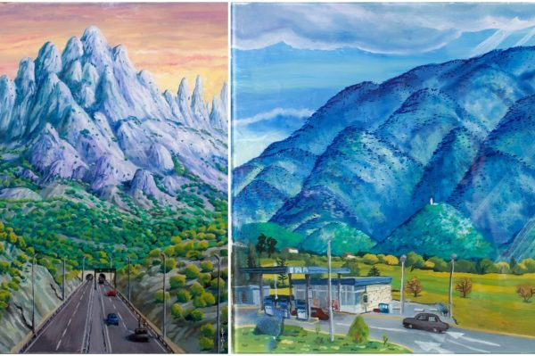 Nova izložba 'Hrvatske planine' Stipana Tadića je u Laubi