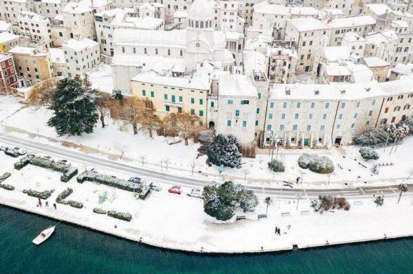 3 najljepše Instagram fotografije snježne Hrvatske