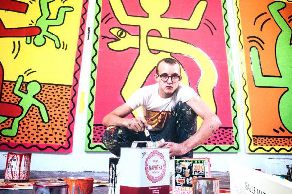 Genijalan i zabavan Keith Haring na izložbi u Beču