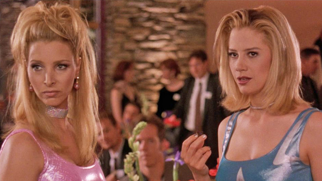 Romy And Michele's High School Reunion 1