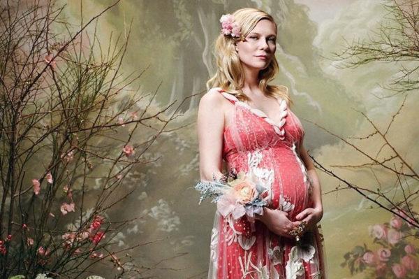 Kirsten Dunst divnim fotkama objavila trudnoću