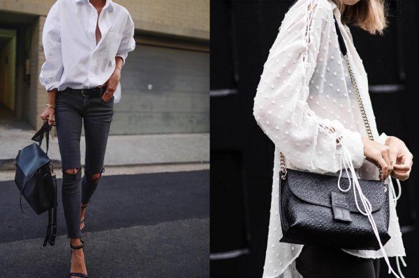 Gdje pronaći dobru crnu torbu za svaki dan?
