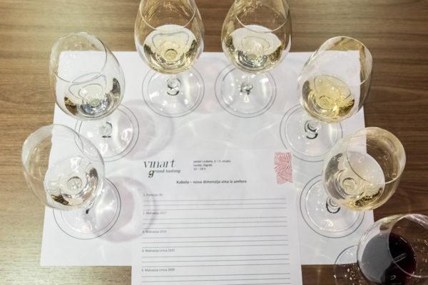 Radionica vinarije Kabola potvrdila status Kabola vina iz amfora