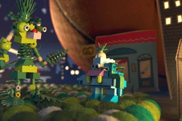 LEGO je osmislio ekološki set figurica za igru