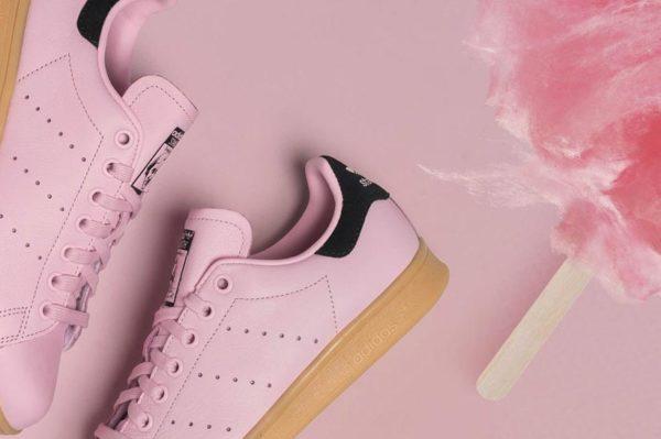 Nove adidas Stan Smith tenisice ružičaste poput šećerne vune