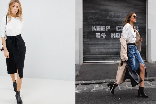Kroj suknje za poslovne kombinacije koji nikad ne izlazi iz mode