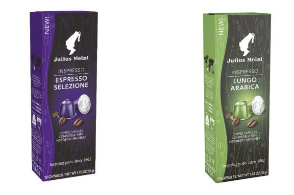 Nove Julius Meinl inspresso kapsule donose neodoljive okuse