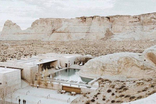 Pustinjski resort koji zvijezde obožavaju