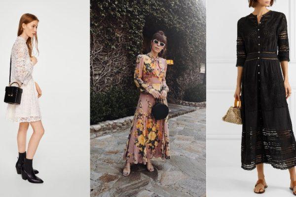 35 romantičnih haljina za proljeće