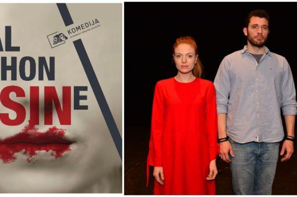 'Alphonsine' je novi mjuzikl s Natašom Janjić u Kazalištu Komedija