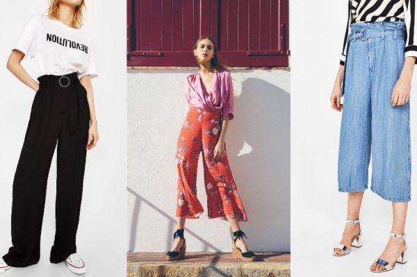 35 modela laganih hlača za tople proljetne dane