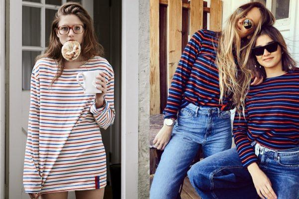 Jednostavne, a jako cool: Prugaste majice Kule Stripes