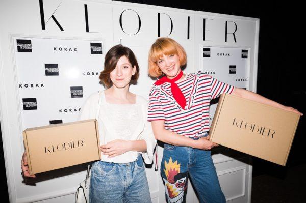 U društvu modnih insajdera predstavljen je Klodier