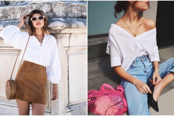 35 modela koji dokazuju da ćemo bijele košulje nositi cijelo ljeto
