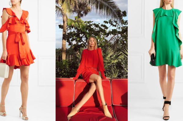 50 haljina u jarkim bojama za sve proljetne i ljetne tulume