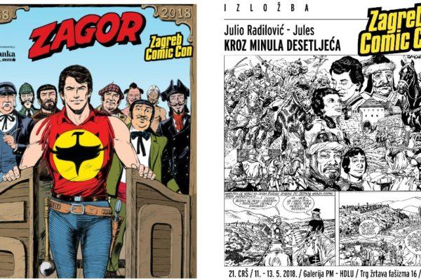 Zašto danas i sutra trebate posjetiti Crtani romani šou?