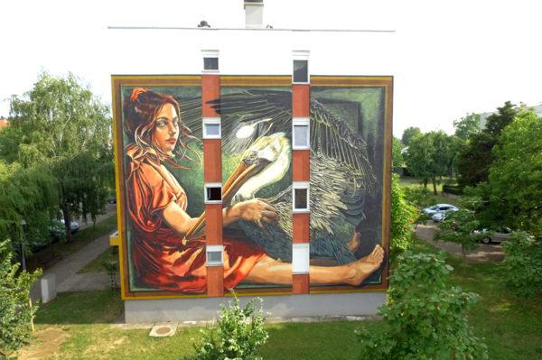 Vukovar je dobio velike, očaravajuće murale