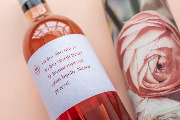 Prekrasna, cvjetna edicija Iskrenih vina Matković
