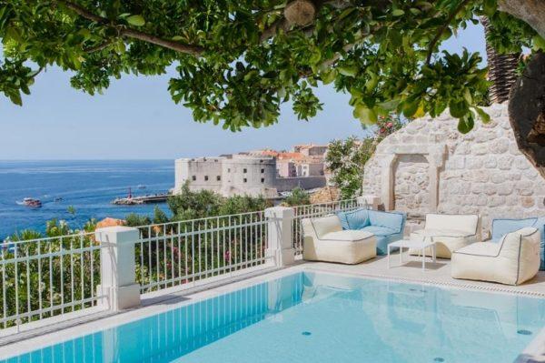 Kamena vila s najljepšim pogledom na Dubrovnik