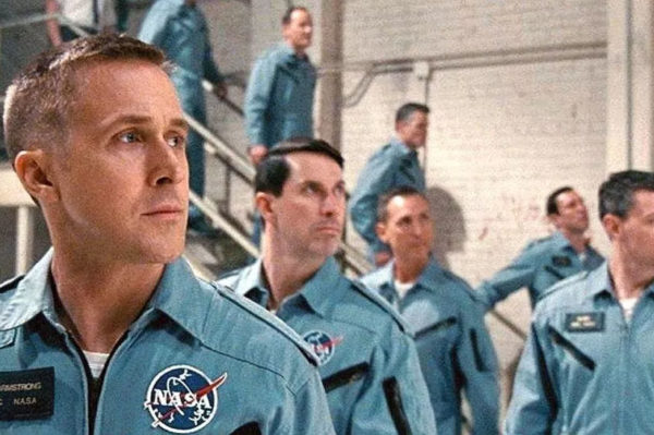 Ryan Gosling je Neil Armstrong