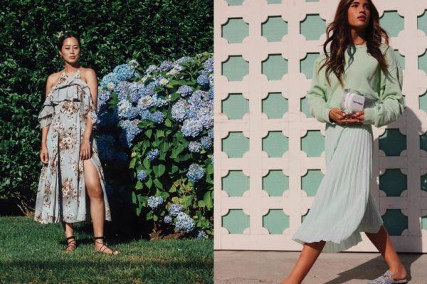 30 modela zbog kojih volimo mint boju ovog ljeta
