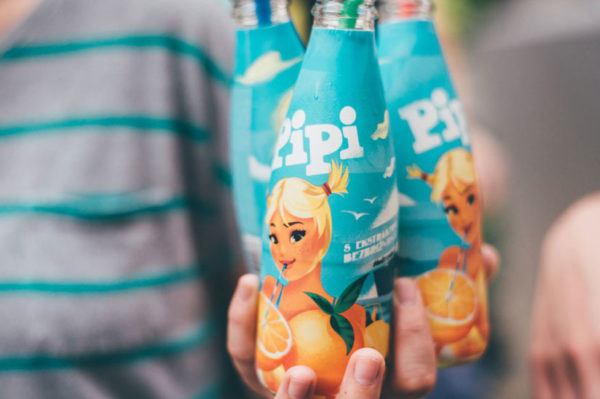 Ovog ljeta pijemo legendarni Pipi