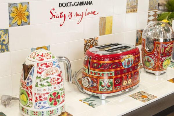 Smeg aparati s Dolce & Gabbana potpisom stigli u Hrvatsku