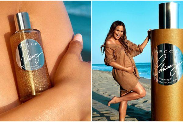 Upoznajte još jedno zlatno ulje za tijelo – potpisuje ga Chrissy Teigen