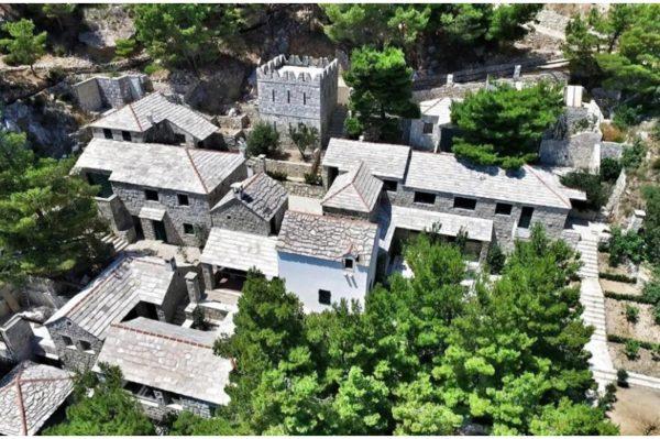 Boutique hotel za uživanje na mjestu izgubljenog grada Pelegrina