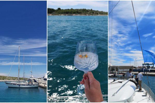 Jedrenje Kornatskim otočjem uz gin, dobru hranu i savršeno društvo