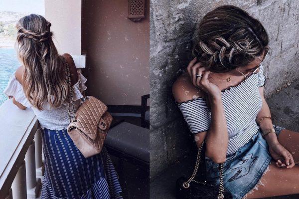Blogerica koja ima najbolje ideje za pletenice