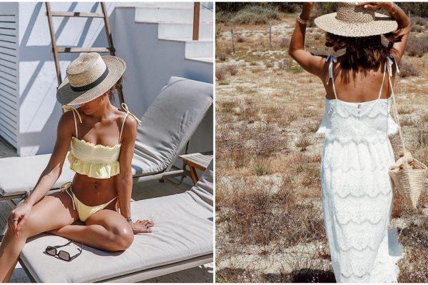 Blogerice ovog ljeta nigdje ne idu bez šešira