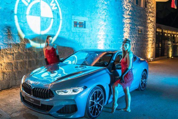 Spektakularan BMW serije 8 Coupé predstavljen na Šolti