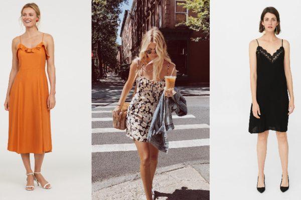 20 haljina s najtanjim naramenicama za najtoplije dane