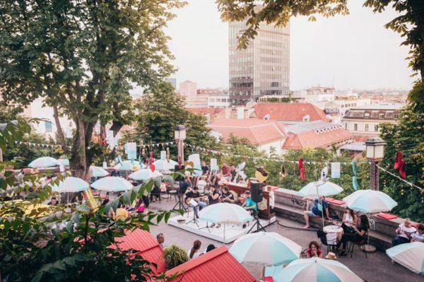 Kako ljeti živi zagrebački Gornji grad?