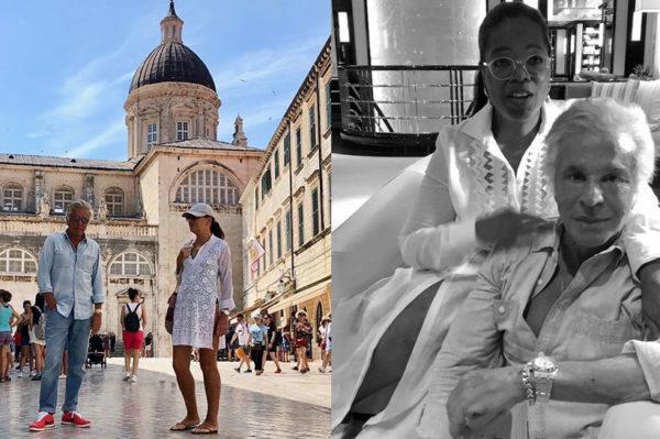 Oprah, Valentino i Diane von Fürstenberg uživaju u Dubrovniku