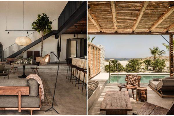 Ozbiljno dobar grčki hotel u kojemu se nalaze stolci s hrvatskim potpisom