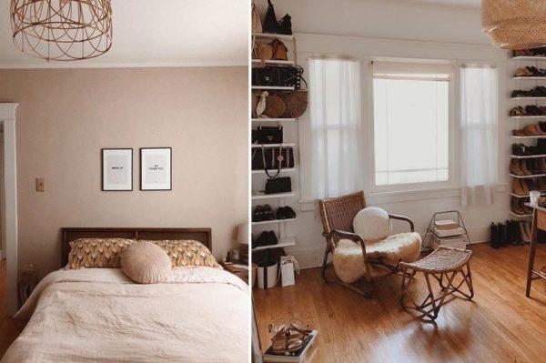 Retro štih i pastelne boje u kući jedne od naših omiljenih blogerica