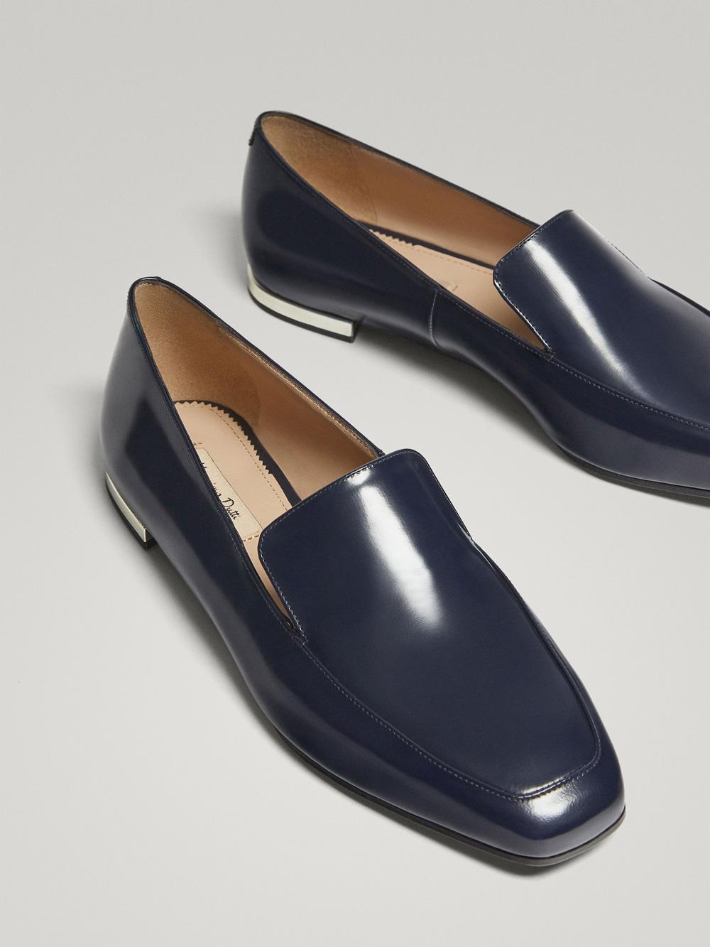 Massimo Dutti Интернет Магазин Обувь Женская