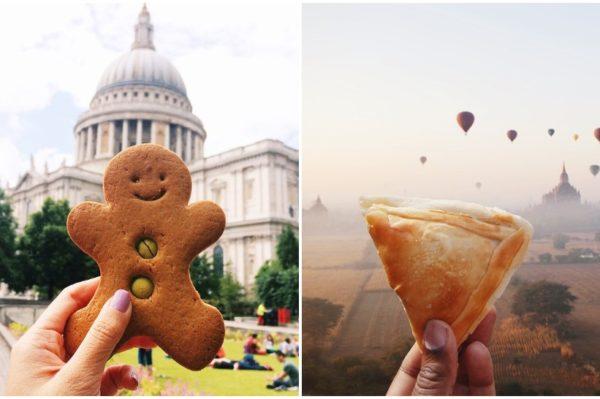 Instagram profil koji vas vodi na gastro turu po cijelom svijetu