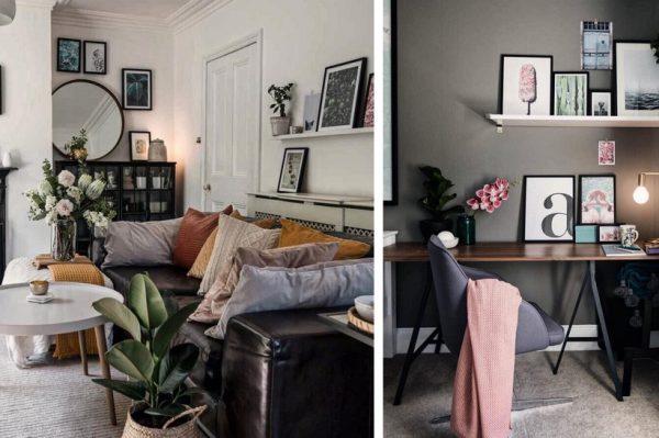 Cozy dom stilistice u kojem smo pronašli inspiraciju za uređenje interijera