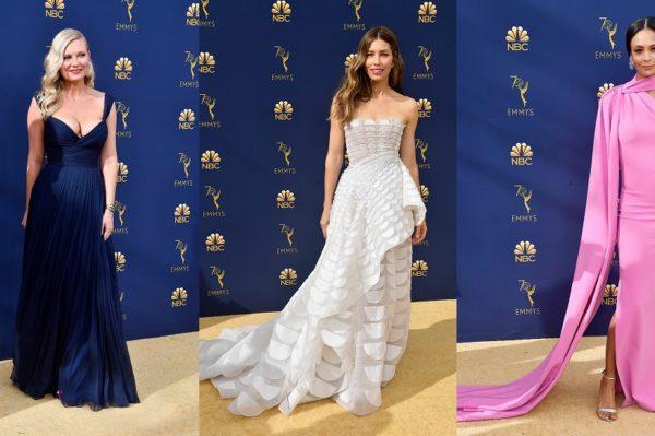 Haljine s dodjele Emmyja koje su plijenile najviše pažnje