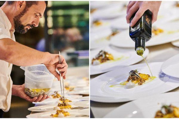 David Skoko i Jorg Zupan oduševili večerom u novigradskom restoranu Oliveto