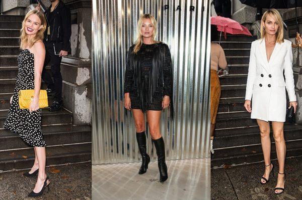 Poznate žene na Tjednu mode u New Yorku