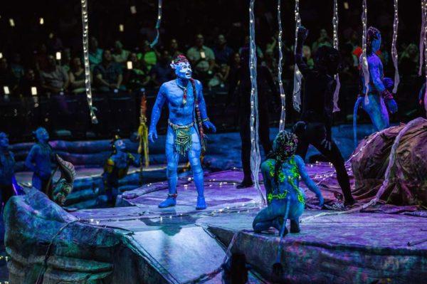 Cirque du Soleil predstavlja revolucionarnu aplikaciju kojom publika postaje dijelom predstave