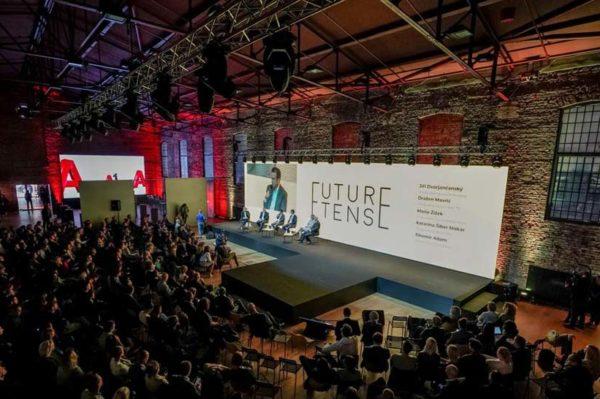 U zagrebačkoj Laubi održala se prva Future Tense konferencija